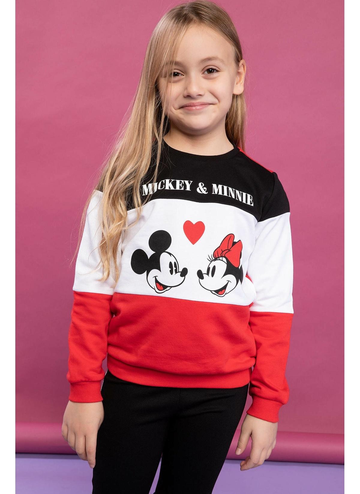 Kız Çocuk DeFacto Sweatshirt